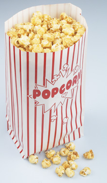 Individual Popcorn Bag Tlc Event Als
