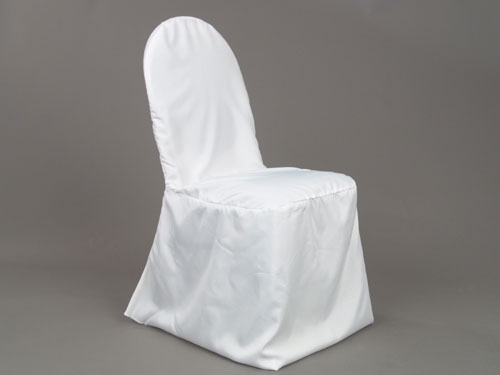 Standard Polyester Banquet Chair Cover